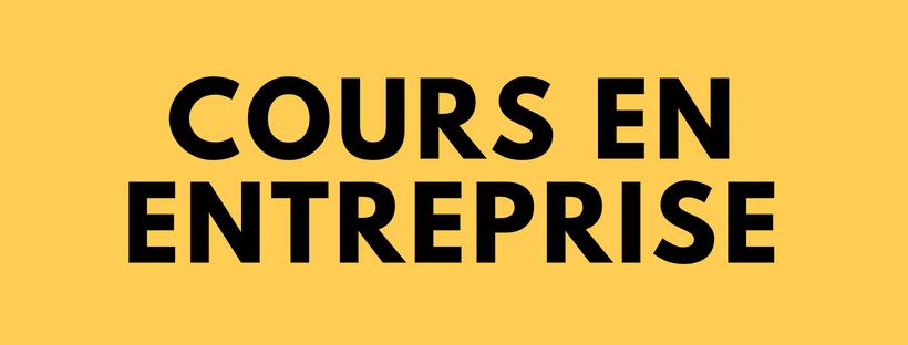 Cours en entreprise - 1 séance : 200 euros10 séances : 1750 eurosEngagement de longue duree : 1