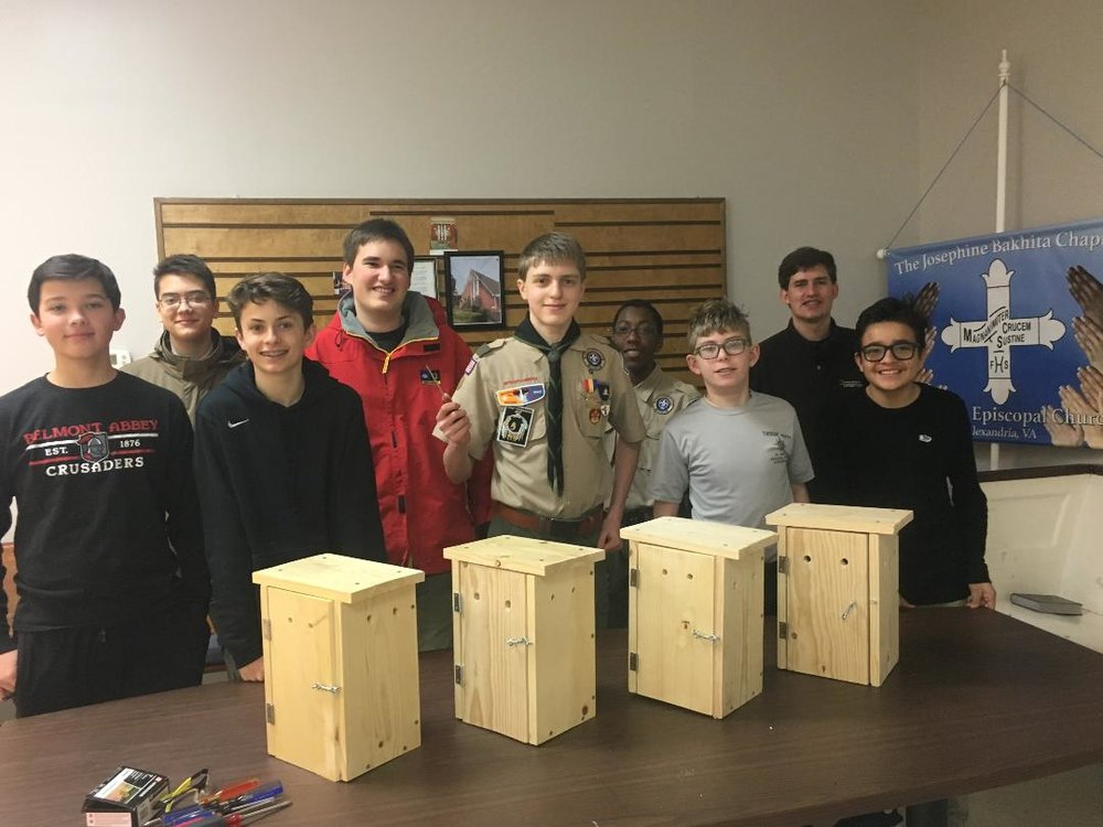 Quinn Laffey Eagle Project (Flying Squirrel Boxes).jpg