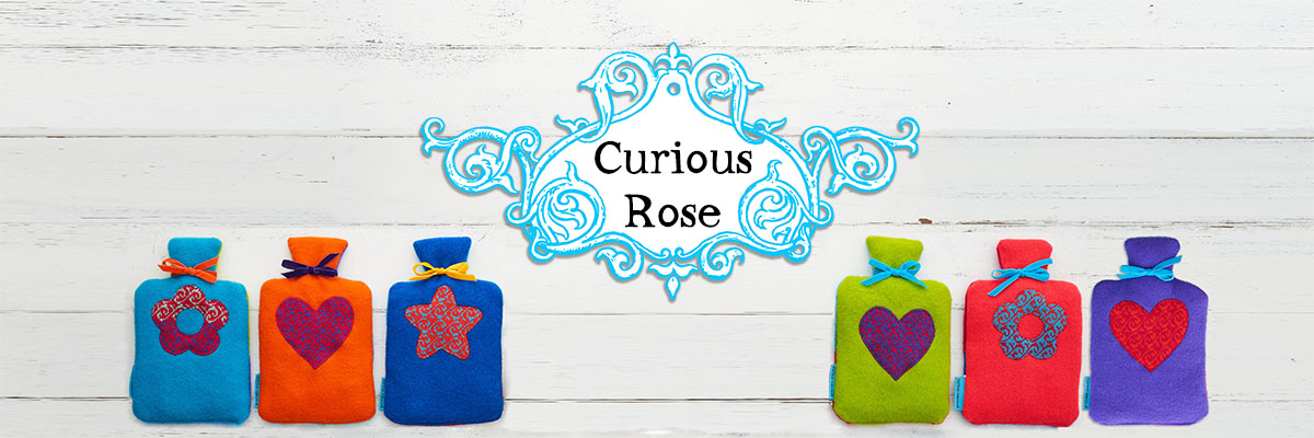 Wheat bags: keep safe and warm with pure wool | Curious Rose
