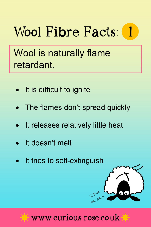 Burn mark on wool carpet