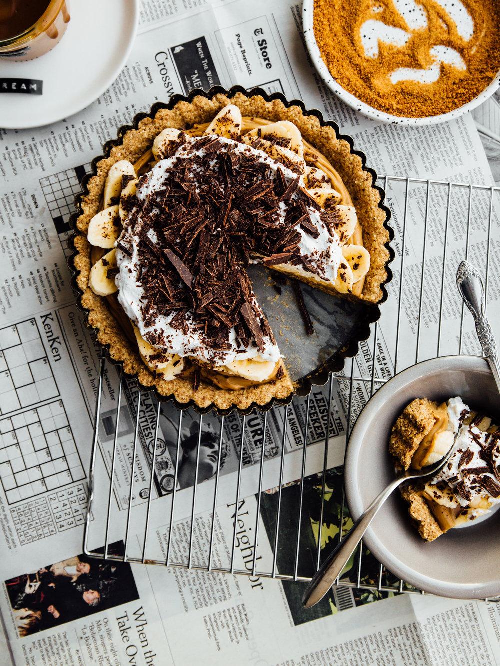 Coconut-banoffee-pie