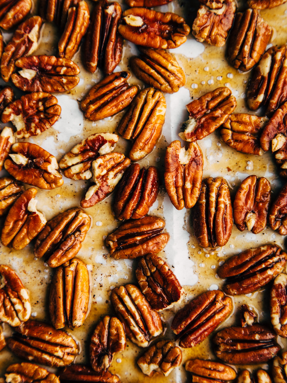 maple-glazed-pecans