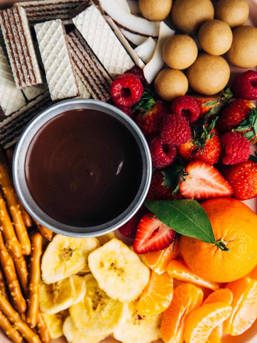 salted-chocolate-fondue
