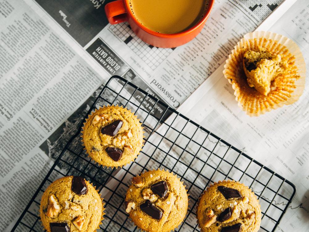 chocolate-chunk-muffins