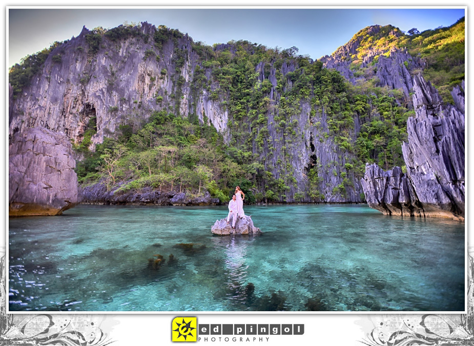 Palwan El Nido Wedding Pingol 10