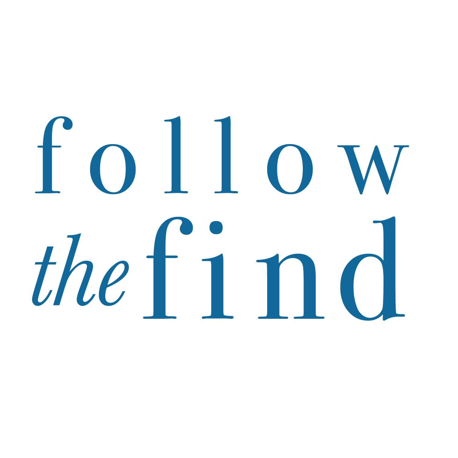 follow the find