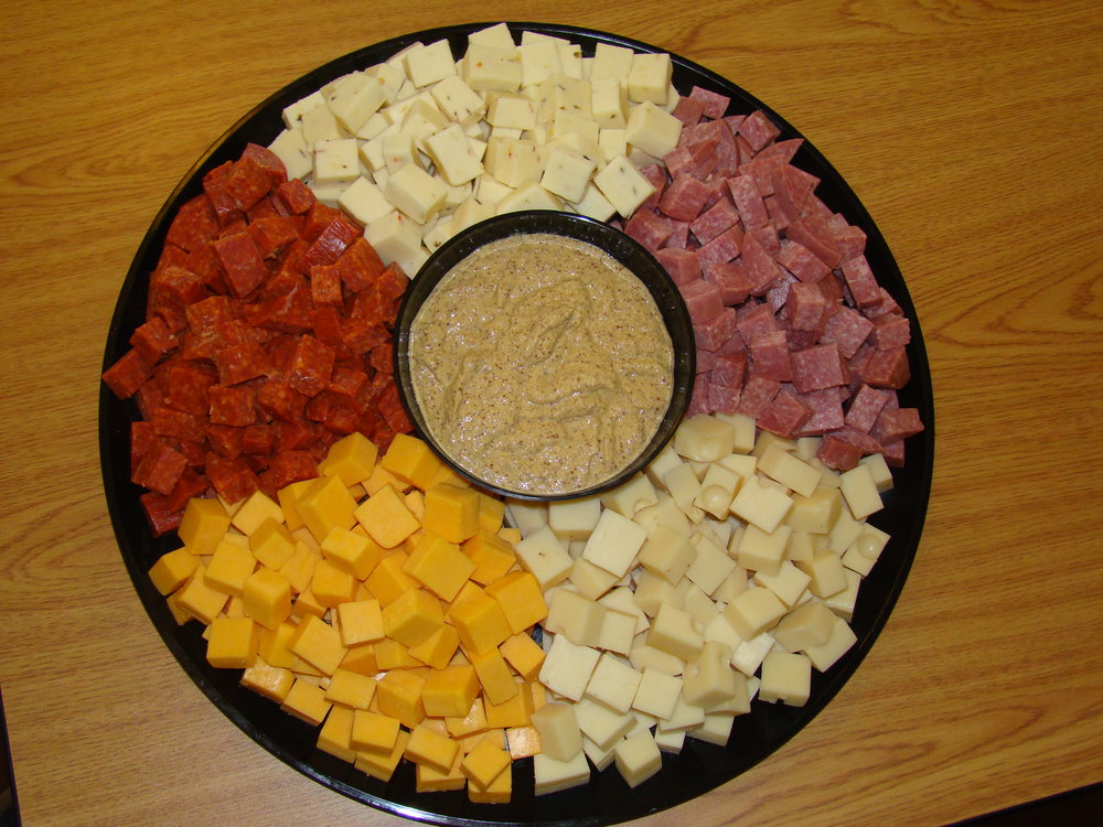 Meat and Cheese Platter -
