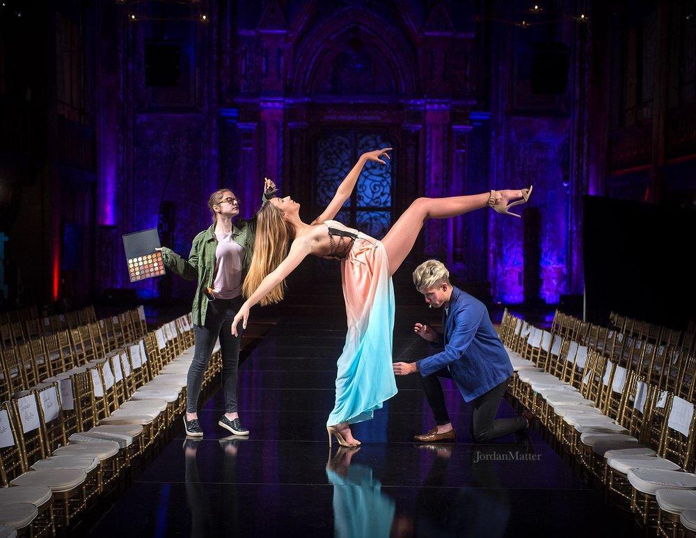 DANCE SPIRIT MAGAZINE BY JORDAN MATTER    AVA COTA   2017
