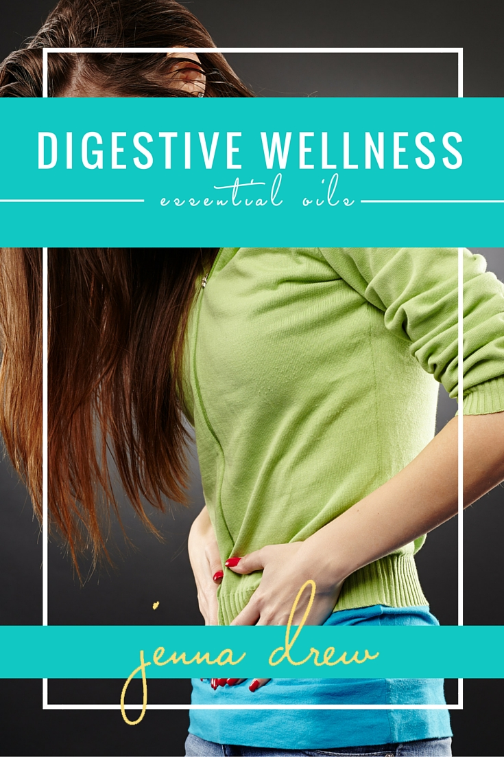 Essential Oils for Digestive Support - Jenna Drew
