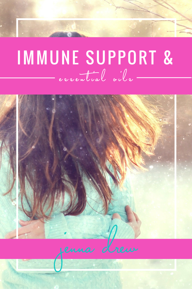 How to Use Essential Oils for Immune Support - Jenna Drew