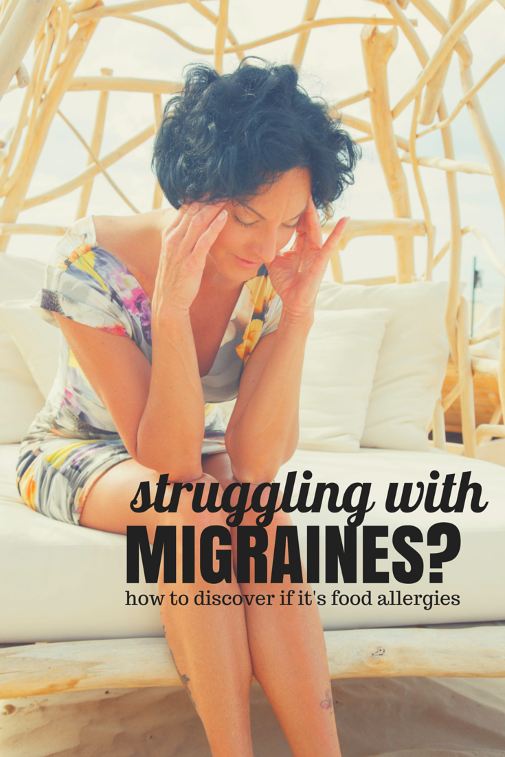 struggling with migraines