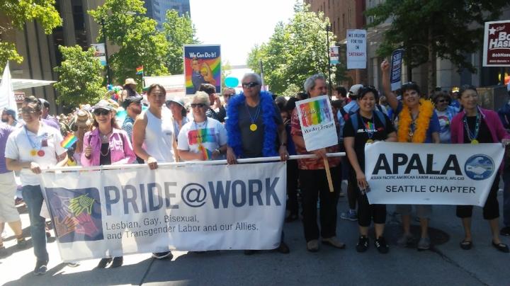 Photo: Pride at Work