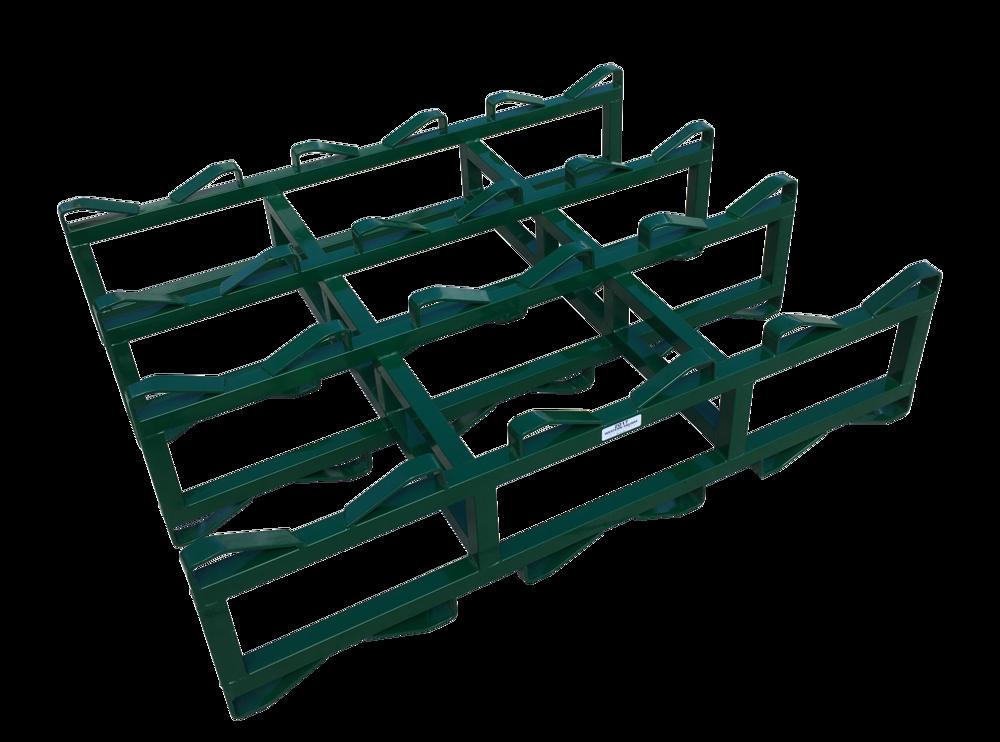 6 Barrel Rack