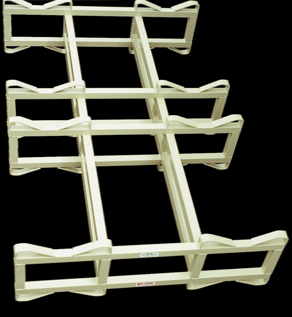 4 Barrel Rack
