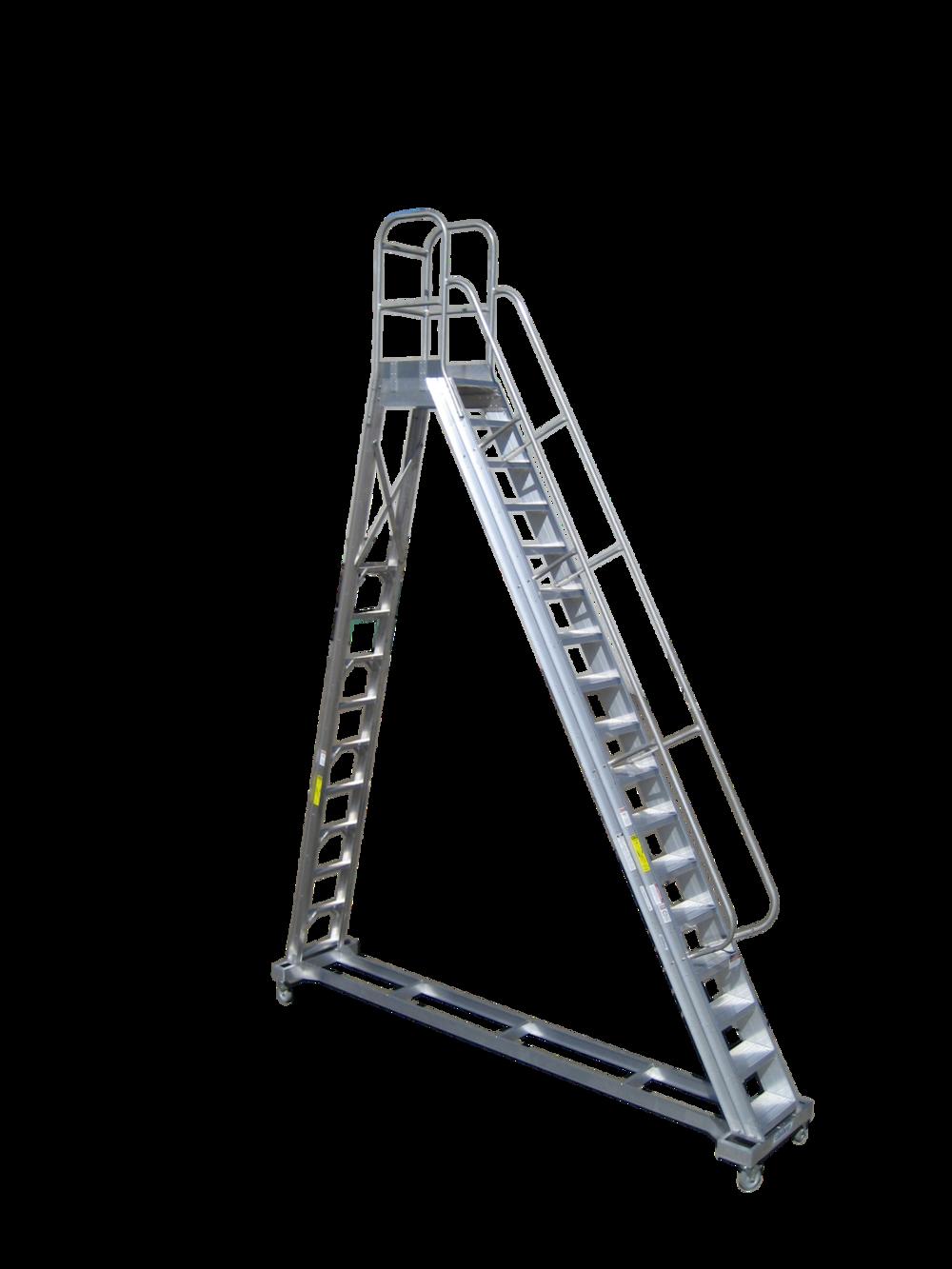 Stokes Barrel Room Ladder