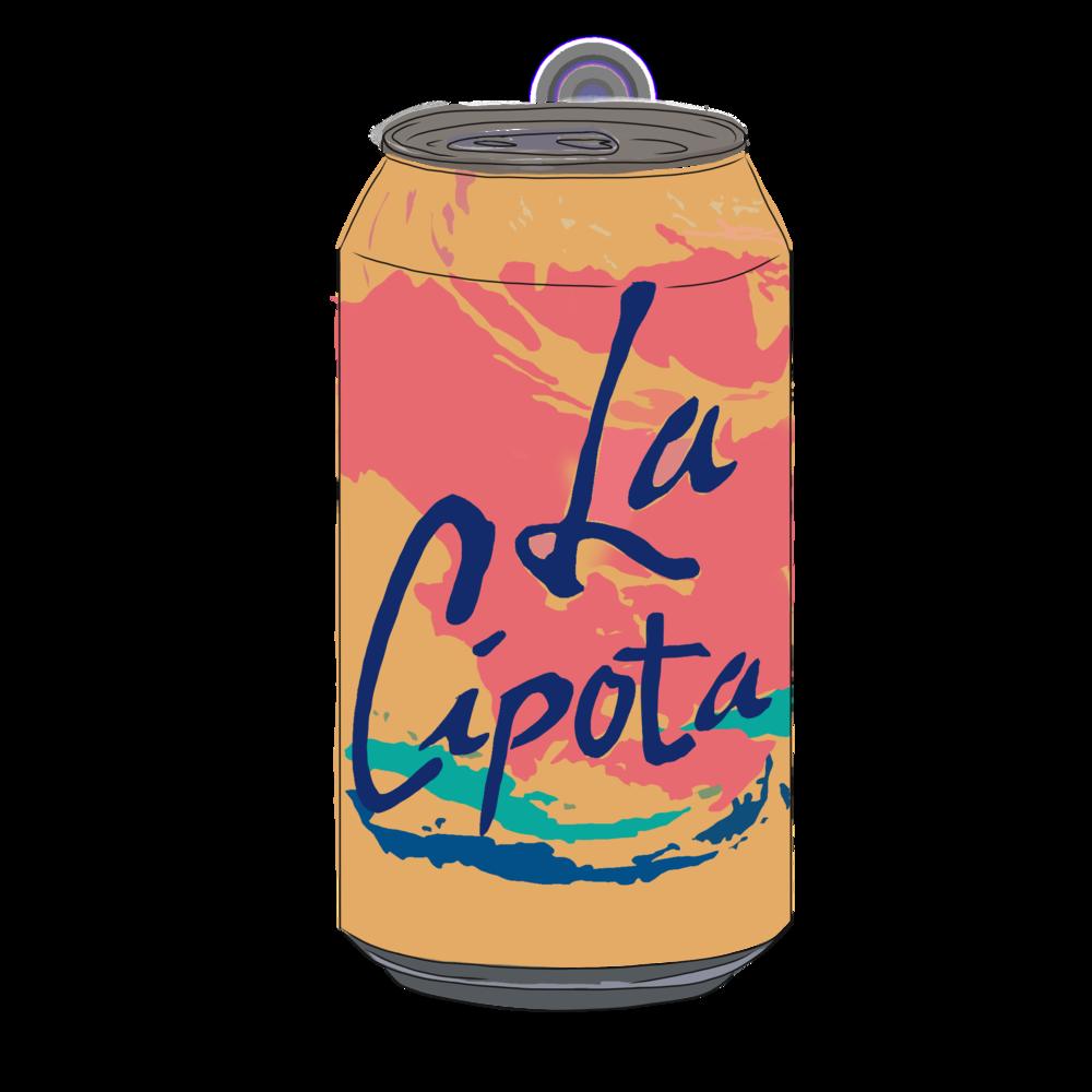 La Croix // La Cipota