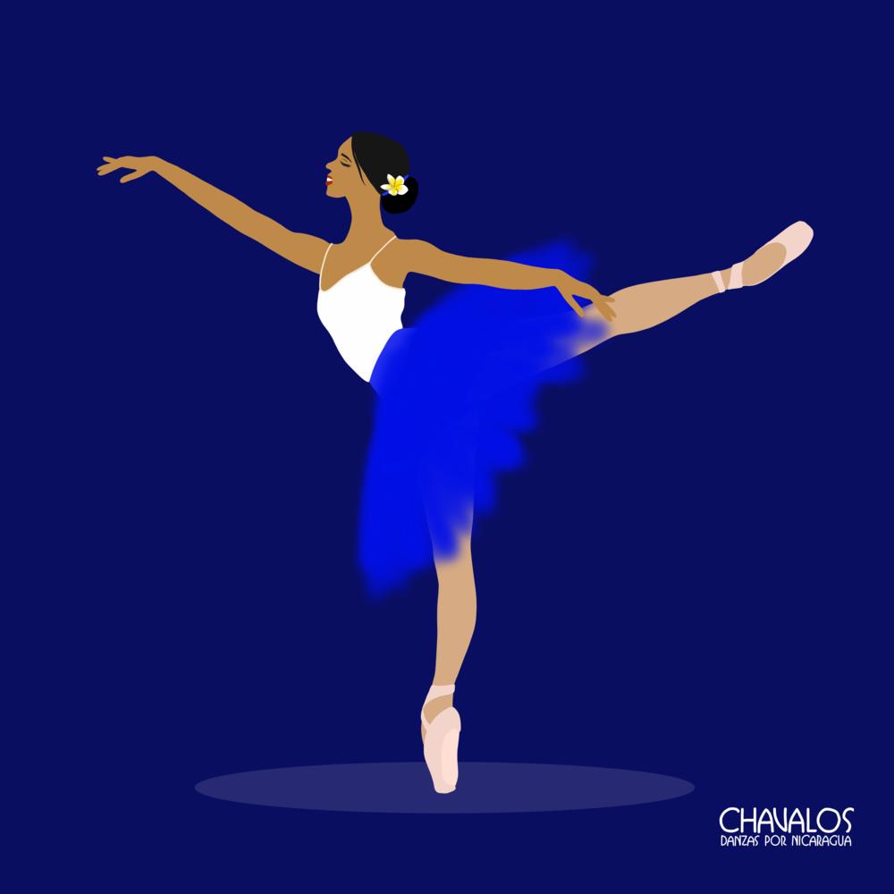 DANZAS POR NICARAGUA - chavalos.org | IG: @chavalos.danzasxnicaragua