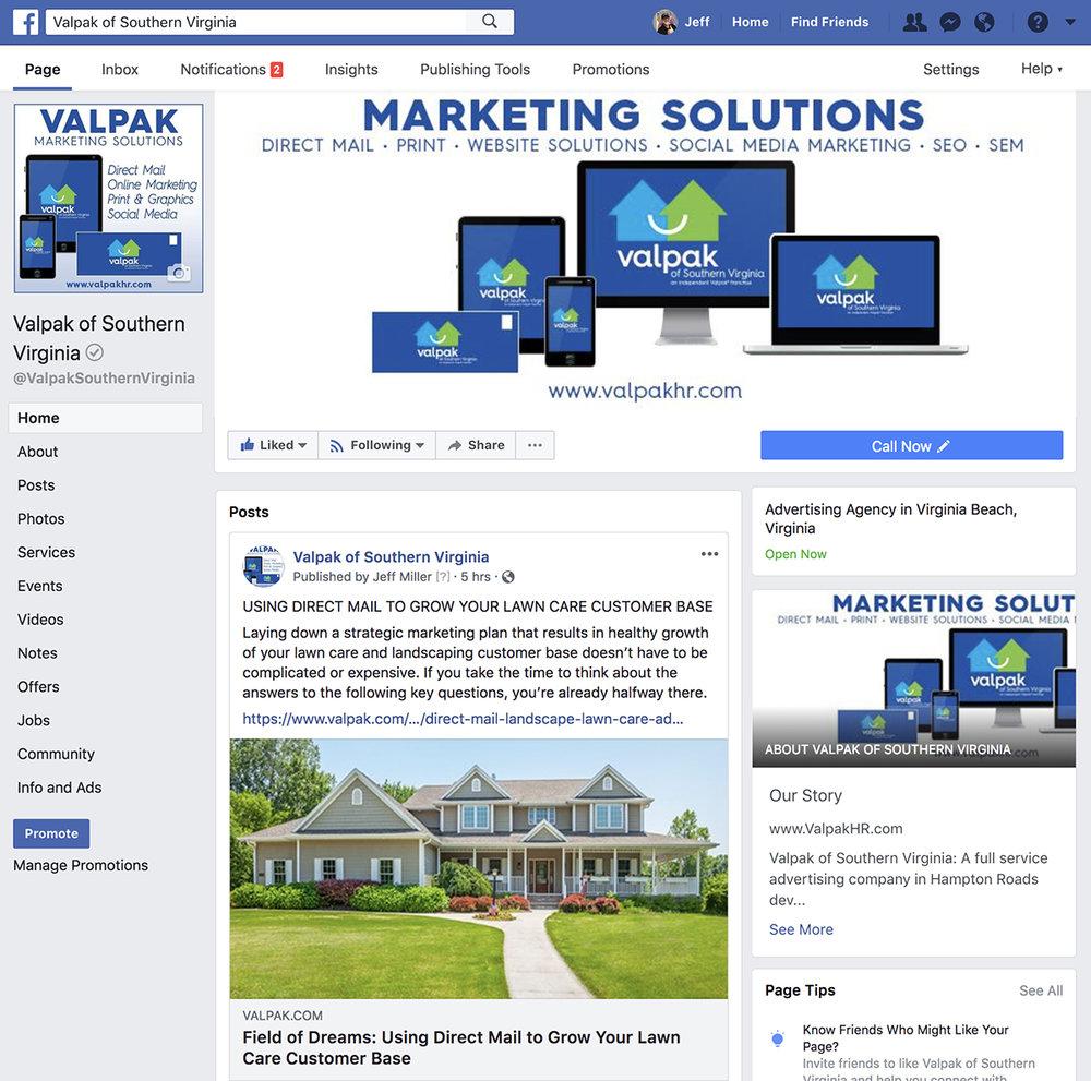 Valpak Online Marketing Solutions