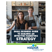 Valpak SV - Small Business Guide Building Effective Marketing Strategy - 26pg