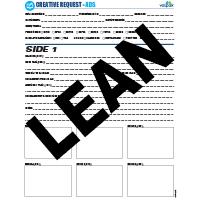 LEAN Creative Request- FormFill