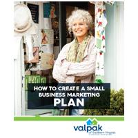 Valpak SV - Small Business Marketing Plan - 12pg