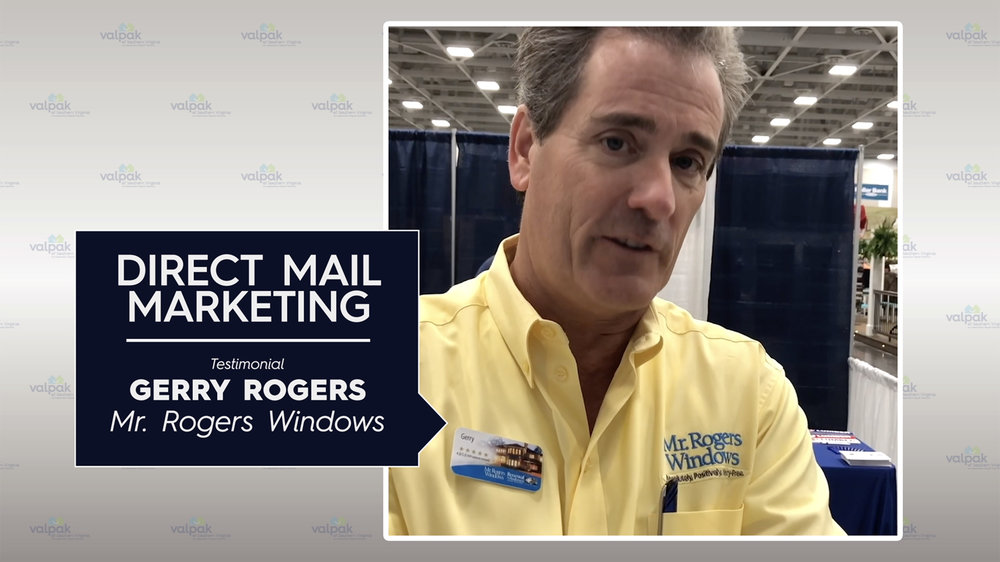 VIDEO:    TESTIMONIAL - MR ROGERS AT HOME & GARDEN SHOW 2018