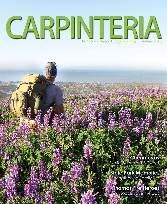 Editor : Carpinteria Magazine