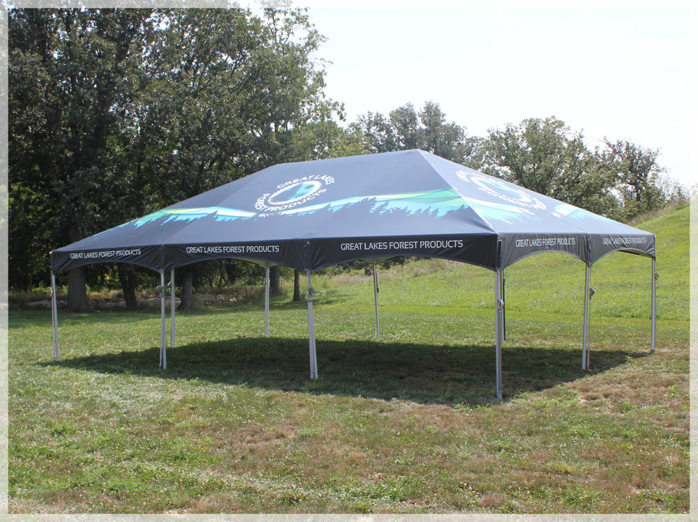 Master Series Frame Tents