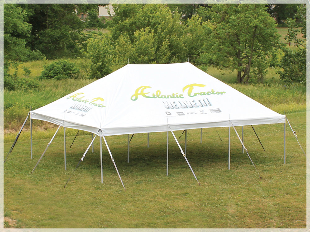 Classic Series Pole Tents