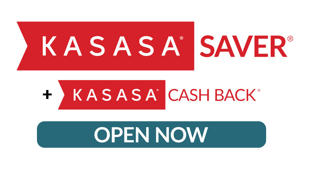 Kasasa Saver + Cash Back