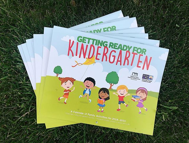 "Did you know current data suggests that more than a third of kindergarten students enter school unprepared? As part of our strategic plan to increase literacy rates in the region, United Way has partnered with Gratiot-Isabella RESD and the Regional Early Literacy Collaborative to create a ""Getting Ready for Kindergarten"" calendar! This 12-month calendar (June 2018-May 2019) contains fun activities that parents can do with their children to help them get prepared for kindergarten. There is also information about our local libraries and other great community resources for parents.  The calendar is free to families with children ages 3-5 years old. Calendars are being distributed to elementary schools, community agencies, health care providers, libraries and child care centers around the region. To get your own copy of the calendar, please call us at (989) 463-6245 or stop by the United Way office in Alma or Mt. Pleasant!"