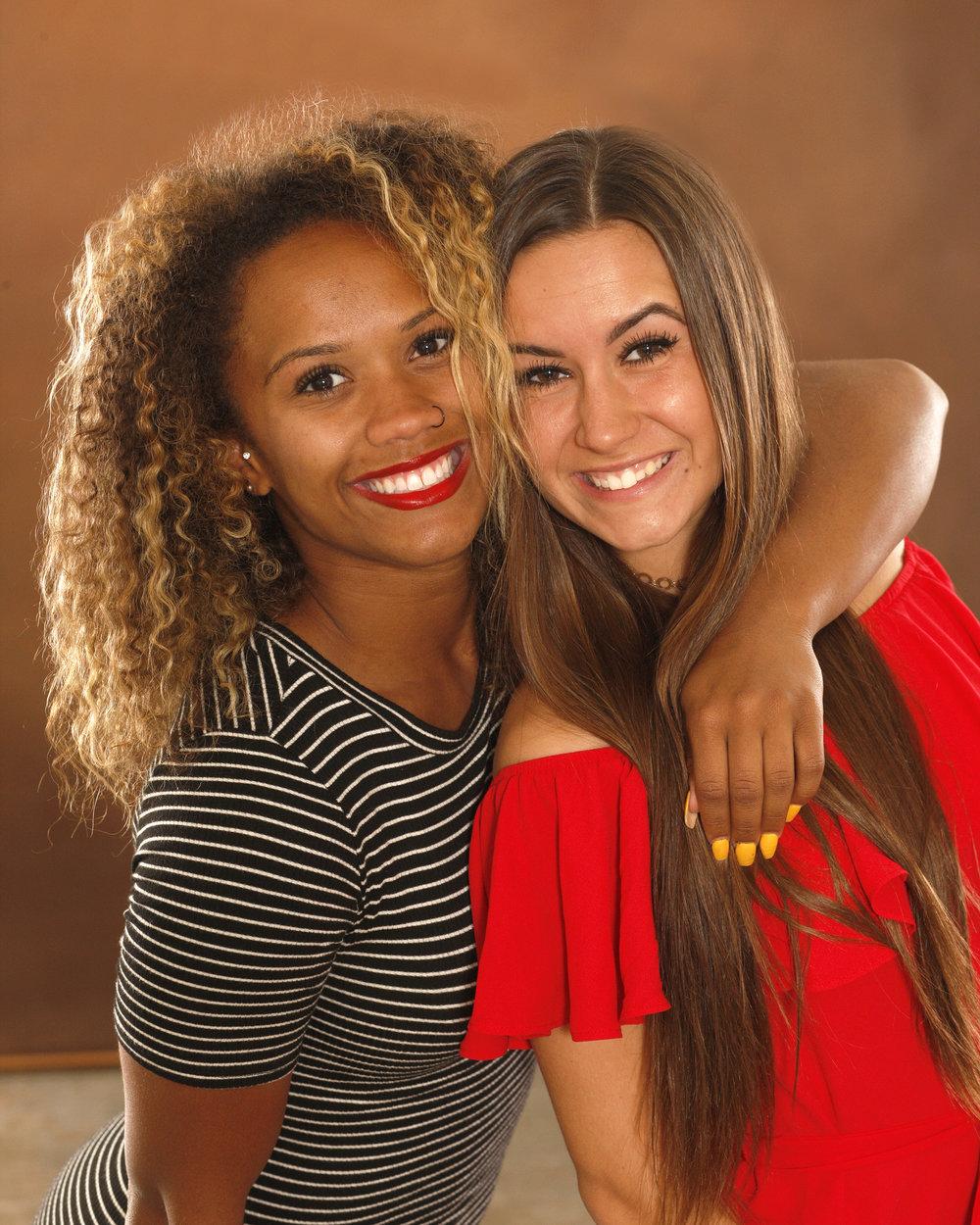 Miranda Richards & Vazhane Sawyers.jpg