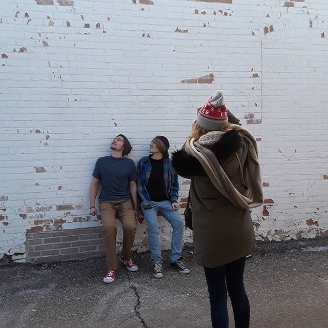 A big Wilhelm shout out to @officialfocalphotography today!!! We had some pictures done yesterday in classic Wilhelm style thanks to this awesome lady. We can't wait to see how they turn out!!! #wilhelm #photoshoot #averycoldsituation #afabulouswoman #supportlocalmusic