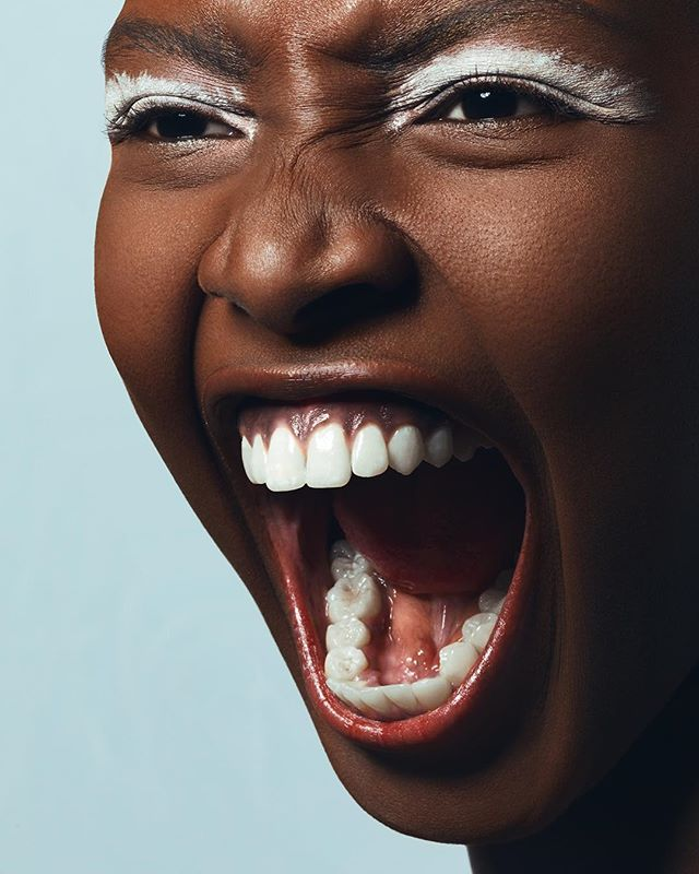 #tb to when I shot lovely @samiagisage @mikasstockholm for @krowdafrica @krowdmagazine . . . #beautyeditorial #portraitphotography #portrait_vision #beautyphotographer #beautyphotography #beautystory #melanin #portrait_ig #makeup #makeupartist