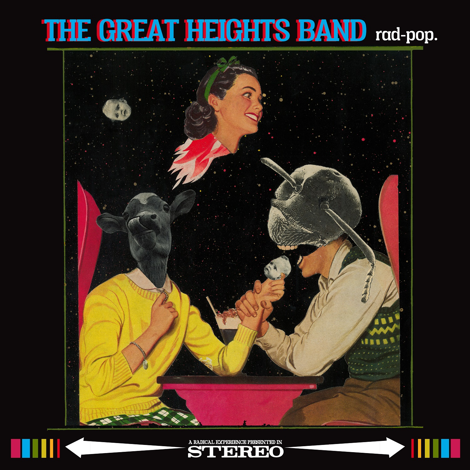 The Great Heights Band - rad-pop. out now!