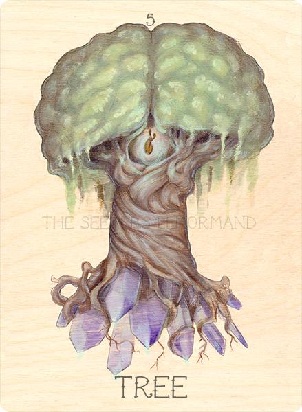 5 tree, 2016.