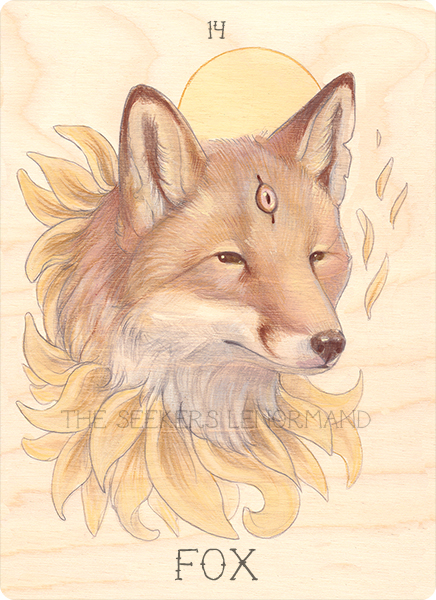 14 fox, 2016.