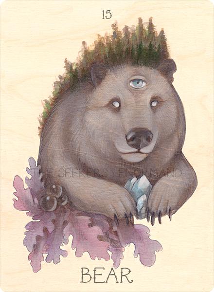 15 bear, 2016.