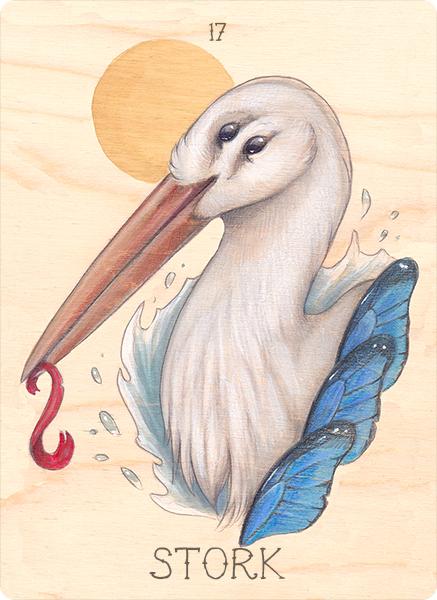 17 stork, 2016.