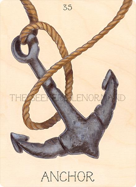 35 anchor, 2016.