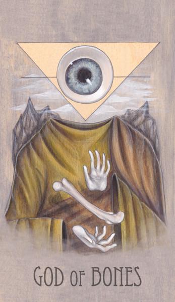 god of bones, 2014.