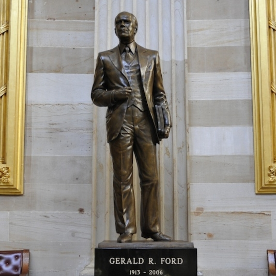 President Gerald R. Ford - Washington DC