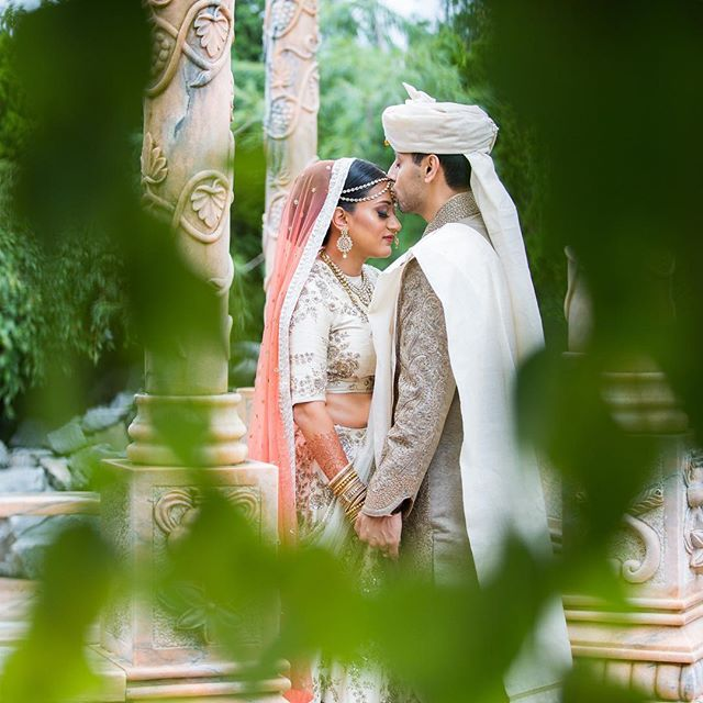 It's #weddingwednesday and we're so excited to feature more outdoor ceremonies this season! Stay tuned!. . PC: @sachianandphotography. . #pearlseventandco #southasianbride #southasainwedding #southasianweddings #wedding #planner #pec #bride #groom #mensfashion #bridesmaids #hair #makeup #bridalwear #details #coordination #love #family #photography #weddingphotography #indianwedding #mua #njhairstylist #luxury #luxuryweddings #summer