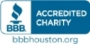PAIR is proud to be a  BBB accredited charity.