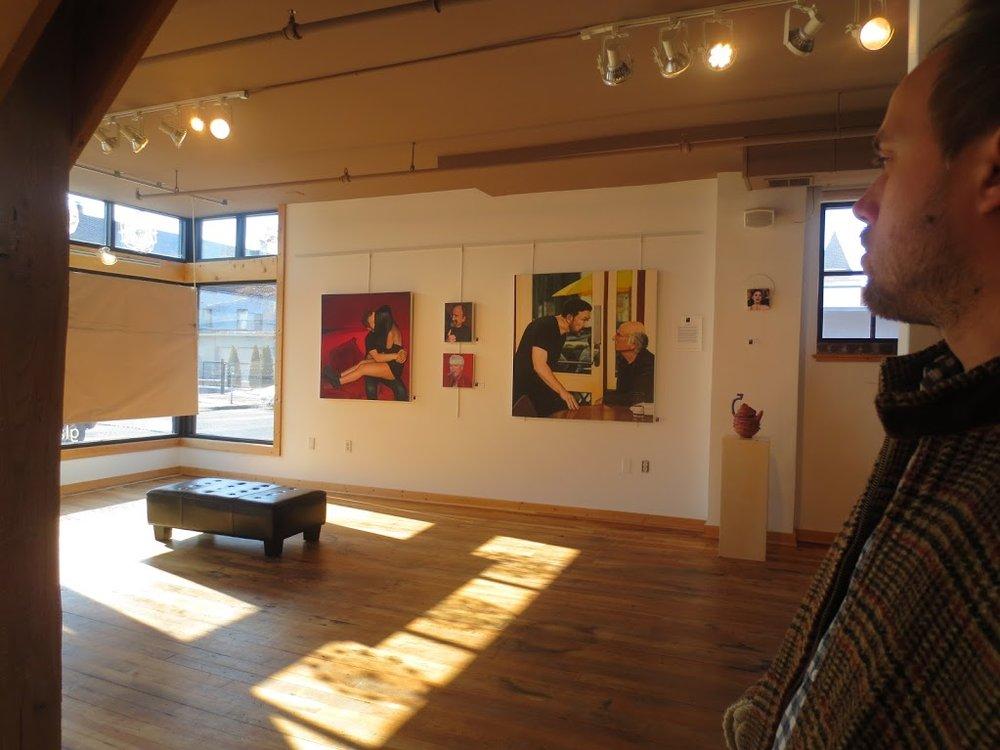 WINTER 2013 EXHIBIT Sager Braudis Gallery 1025 E Walnut St Columbia, MO Jan 1 - Mar 30, 2013