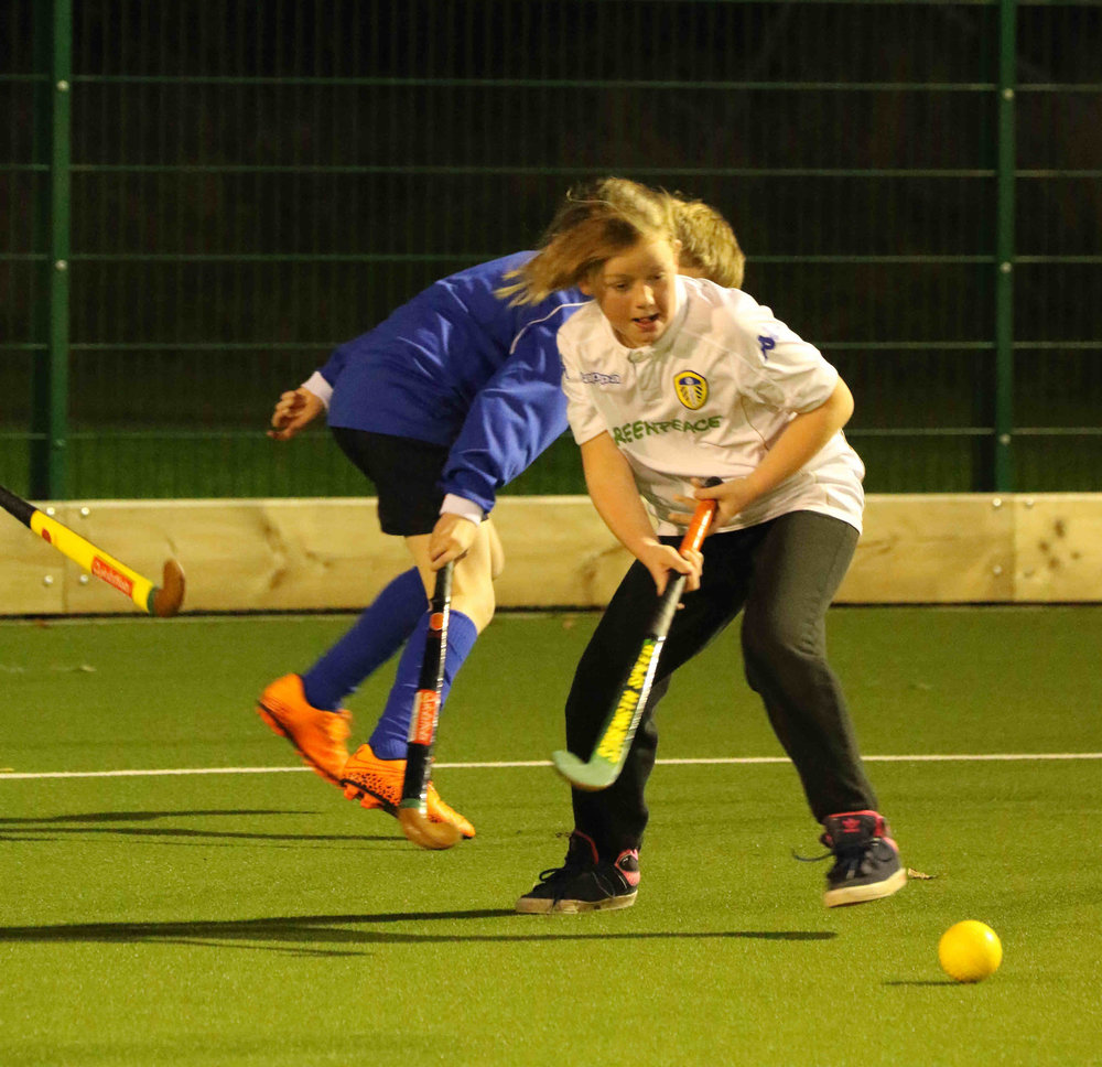 Year 5&6 Hockey @ Crofton Academy   Under floodlights is always a winner with hockey at its highest level with teams from Shay Lane, Crofton Juniors, Walton and Sharslton.  For more great photos click on the link  Year 5&6 Hockey