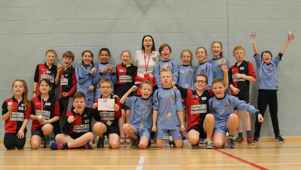 Year 5&6 District Sportshall Athletics Final @ Outwood Grange   With Walton representing the Cluster an amazing preformance sent them through to the next round.  More photos at  Walton District Final