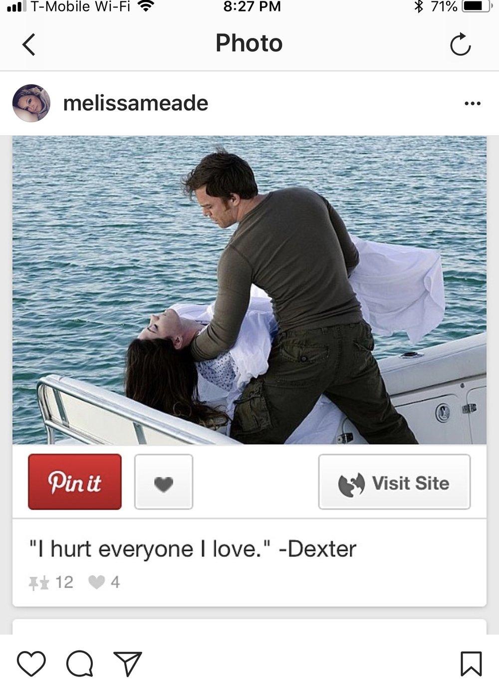 Dexter <3 - Heard it is making a comeback.