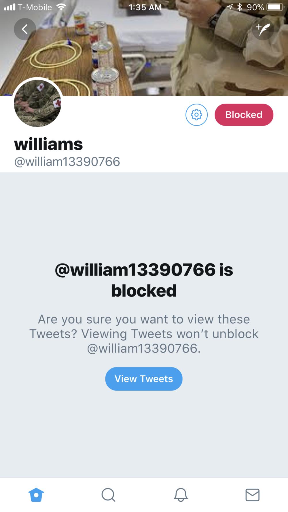 Blocked 133