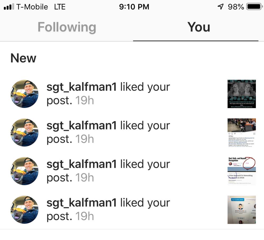Sergeant IG Likes
